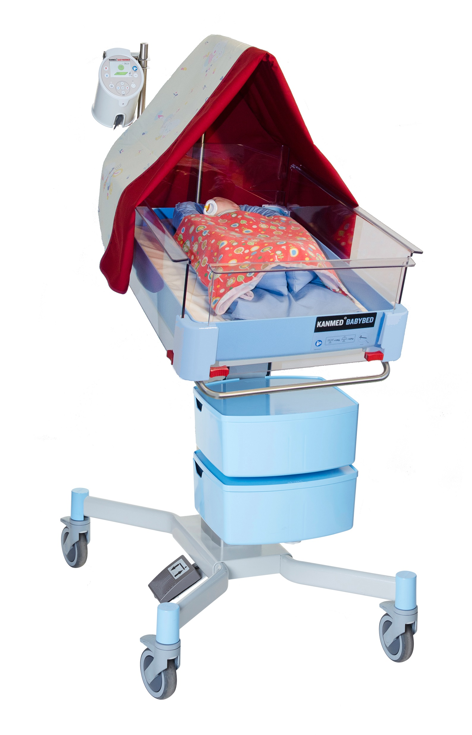 Babybed Aan Bed.Kanmed Baby Bed Hoyland Medical Supplies Brisbane