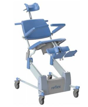 Reflex Shower-Toilet Chair
